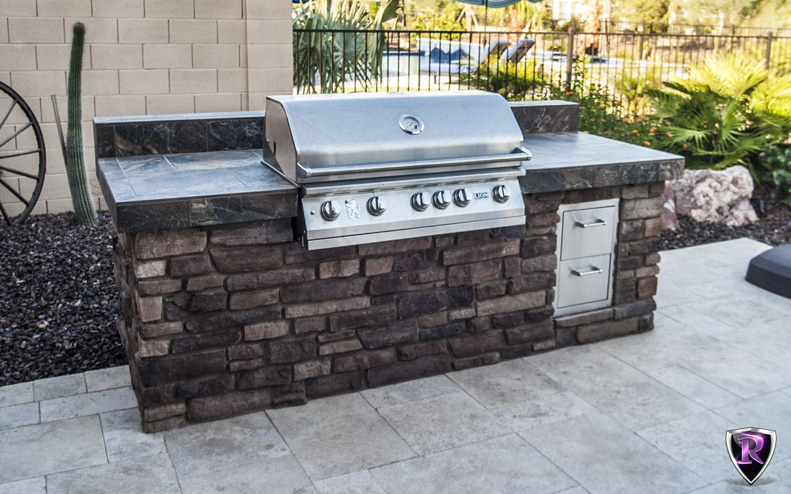 Arizona Royal Landscaping BBQ