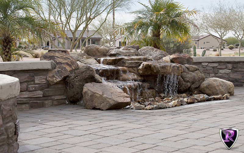 Arizona Royal Landscaping Water Features