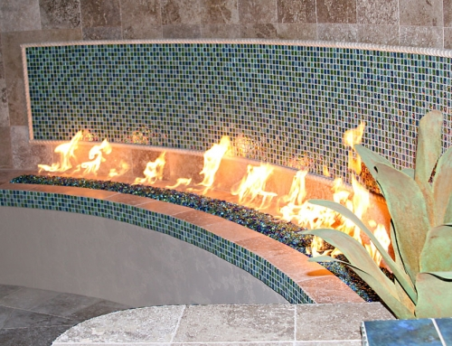 Arizona Royal Landscaping Fire Features