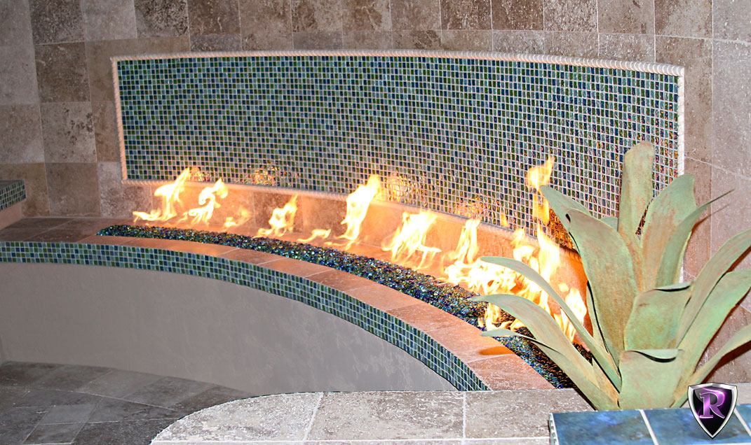 Arizona Royal Fire Features